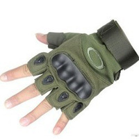 2014 Outdoor sports outdoors without fingers military tactical airsoft Hunting Cycling Bike Gloves