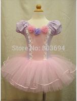 Retail 2014 new style summer girl tutu dress, kids Christmas dance clothes dress free shipping D-03