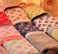 wholesale 12PCS Women's underwear Cute Cotton Panties  free shipping