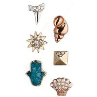 Beautiful!!! 2014 fashion  stud earrings set for women free shipping 140722