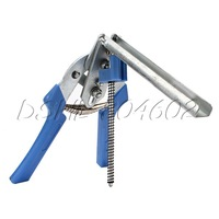 Stainless Steel Clip Pliers For Repairing Assemble Rabbit Bird Cages