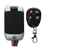 New  portable  upgraded GPS tracker with real  time tracking for motorbikes , cars