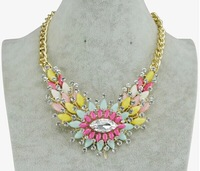 Free Shipping Luxury Statement Necklace, Fashion Necklace