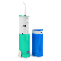 YASI FL-V6 Dental Care Oral Irrigator with Two Operation Modes Blue and Green Color