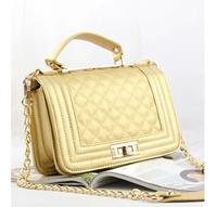 free shipping 2014 le boy style france famous brand small bag quilt plaid chain bag designer handbags leather women shoulder bag