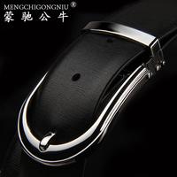 Male fashion male genuine leather strap pin buckle cowhide belt