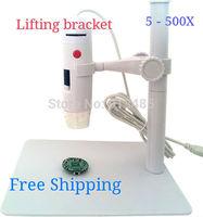 Mini Portable USB digital microscope 500x Endoscope Otoscope Camera with LED 2MP