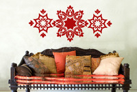 New islamic design Muslim decals Home stickers wall decor art Vinyl No156 Henna 138*275cm