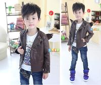 Free Shipping New 2014 Kids Hoodies Long-Sleeved Wing Boy Tracksuits 2 Colors Jacket Black Kids Zipper Hoodies For Kids