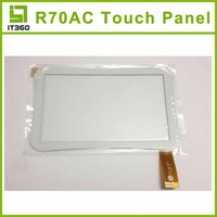Beneve R70DC R70AC Kids Tablet PC Touch screen Capacitive Touch Panel Free Shipping