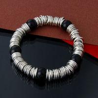 2014 New Fashion women 925 Thai silver tibetan charm bracelets bangles jewelry pulseiras aliexpress one direction ZB9097