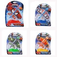 "Marvel New Avengers 5 ""assemble foam plane 4 Styles Choose! YM106"