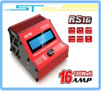 Original SKYRC RS16 180W 16A  Lipo Life Balance Charger Super-compact Portable Discharger for lipo battery free s supernova sale