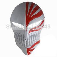 Ichigo Hollow Full Mask Free Shipping Bleach Cosplay Mask Free Shipping