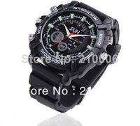 Newest HD camera IR 1080P Wrist Watch Camera MINI DVR 4GB 8GB 16GB with Night Vision Waterproof