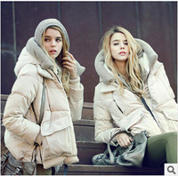 Popular New Arrival Winter Loose Down Jacket Women, Fashion Casual Padded Female for Winter