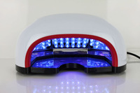 Free Shipping 12W Led UV Curing Lamp Nail Gel Polisher Dryer Tool Fast Dryer Pro Fashion Salon Nails Product