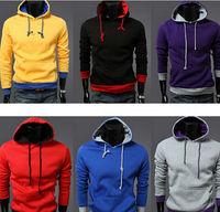 2014new 2014 autumn and winter menswear brand clothing,polo cardigan sweater jacket hoodie men's Sportswear