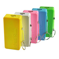 Mobile Power 5600mAh Portable External Battery Pack Power Bank for iphone/Samsung/all Mobile Phone+Micro USB Cable free shipping