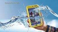 Free Shipping Waterproof Case for Samsung Galaxy S5/S4/S3/Note3/note2