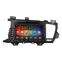 8 inch touch screen gps navigation android car dvd player car dvd gps for Kia K5 with bluetooth+built-in gps