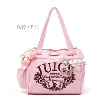 J****  sweet girl handbag fashion velvet handbag with scarves handbag
