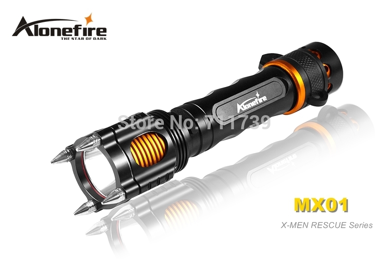 Фонарик AloneFire MX01 X/men CREE Xm/l2 6 LED 1 X 18650 yupard new underwater 3l2 diving 100m 4000 lumens xm l2 led 3 l2 flashlight torch waterproof lamp ligh super t6 led camp
