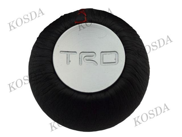 TRD Genuine Leather Shift Knob / Shift Knob for Sale(China (Mainland))