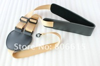 High Quality Adjustable Nylon & Leather Strap With Plastic Hook Fit Used For Ukulele