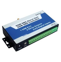 GSM SMS Controller-Alarm 8 In 8 Out USB Ports