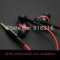 DIY-DS in ear earphone professional 13.5MM fever structural units HIFI sound metal earphone razer