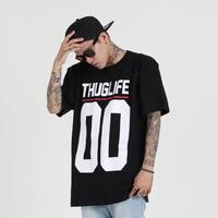 Honey thuglife skateboard men 2014 new t shirt brand summer dancer skateboard hiphop clothing cotton 0 zero cool socar streetboy