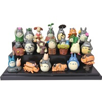 Mymikku totoro 20pcs learning & education baby toys dolls classic toys action figure