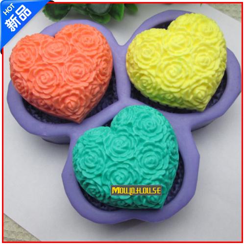 Форма для тортов в виде цветка - 6
