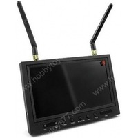 Boscam RC701 5.8 GHz Diversity LCD Screen Receiver Monitor