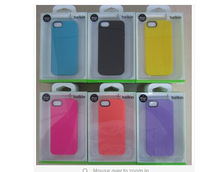 Free shipping DHL 50pcs 2014 New High Quality Belkin Grip Neon Glo Case for iphone i5 5s