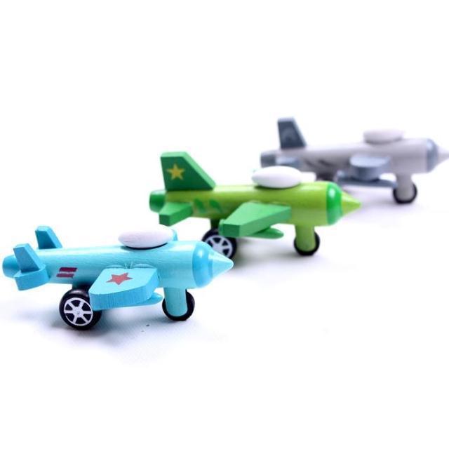 Plane Cute Mini Baby Toys