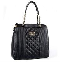 bolsa seconds kill women new products 2014 summer kardashian kollection double quilted bowler kk shoulder bag handbag shipping