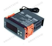 Free shipping,AT8016 Digital Temperature Controller Thermostat  AC 110V LCD Display AT8001-19.9 ~ 99 deg C