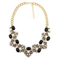 2014 new design fashion Unique women choker bib bubble collar Necklace statement jewelry for women wholesale jewelry gift