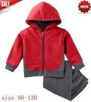 Retail 2014 new arrive brand  boys set long sleeved hoodies+pants autumn cloth set children boys sport set children clothing set