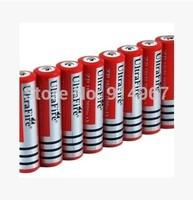 Free ship,Ultrafire 18650 Battery 3.7V 3000 mAh Lithium li-ion Camera Flashlight Torch Battery 18650 rechargeable Battery