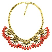 NEW ARRIVE 2014 Fashion Necklace choker bubble pendant statement necklace for women Jewelry factory price