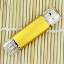 New OTG Smartphone 8GB 16GB 32GB USB Flash Drive, 64GB mobile phone usb memory, cell phone pendrive, usb stick Free shipping