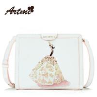 For ar tmi2014 women's genuine leather handbag messenger bag fashion shoulder bag handbag