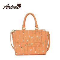 Artmi2014 messenger bag female the trend of the sweet polka dot one shoulder handbag women's handbag fashion