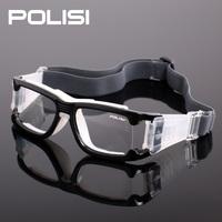 Professional polisi basketball glasses outside sport football goggles myopia Men anti-fog goggles