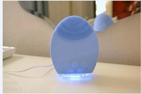 2014   Facial-Cleansing T-Sonic Brush For Sensitive skin Foreo Luna facial brush