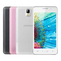 Doogee MOON DG130 Smartphone 4.3 Inch MTK6572 Daul Core Android 4.2 WIFI Bluetooth GPS 3G
