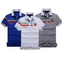 High-quality 100% brand aeronautica militare men 2014 new  shirt mens calvin hollistic air force one 1 camisas masculinas LA